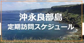 鹿児島 沖永良部島 訪問スケジュール